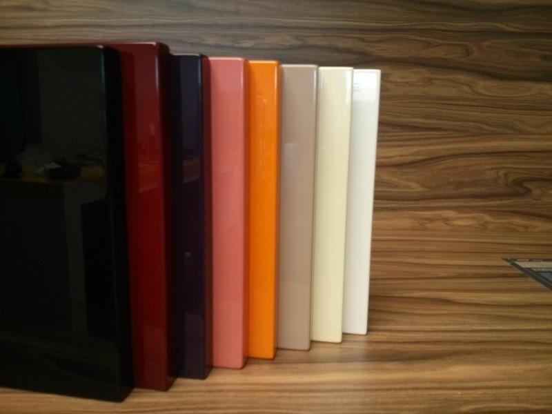 ورق های هایگلاس و لمینت با ترکیب رنگی