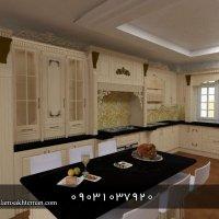کابینت آشپزخانه – انواع مدل، قیمت و عکس کابینت