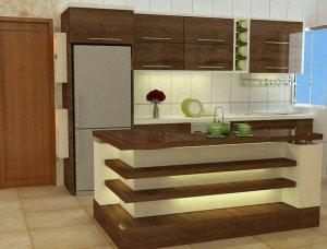 مدل کابینت آشپزخانه ایرانی