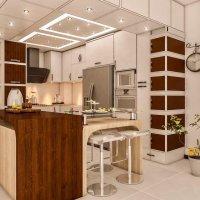 14 مدل کابینت مدرن که طرح آشپزخانه جدید شما را متحول میکند
