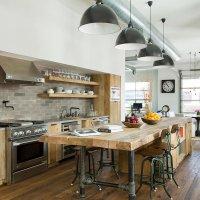 اپن آشپزخانه ؛ آیا میدانستید 3 نوع اپن وجود دارد و نه یکی؟!!