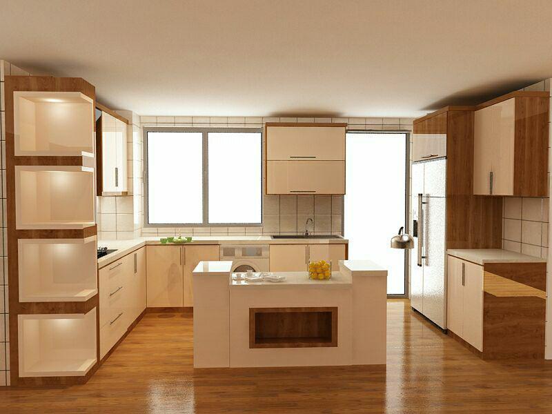 اپن آشپزخانه