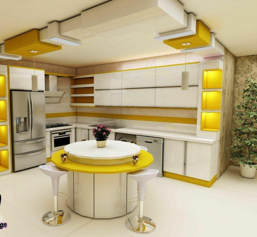 آشپزخانه جدید