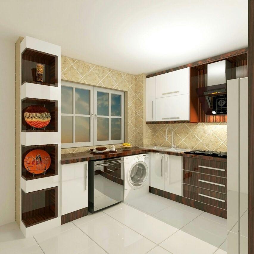 کابینت آشپزخانه کوچک
