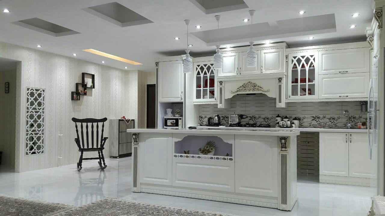 مدل کابینت آشپزخانه جدید – 50 مدل نو، شیک و ایرانی