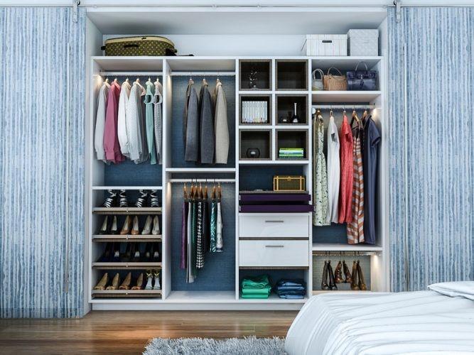 کدام مدل کمد دیواری برای اتاق شما مناسب تر است؟