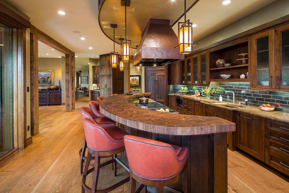 کابینت چوبی و روکش چوب، بهترین مدل های کلاسیک و مدرن برای آشپزخانه