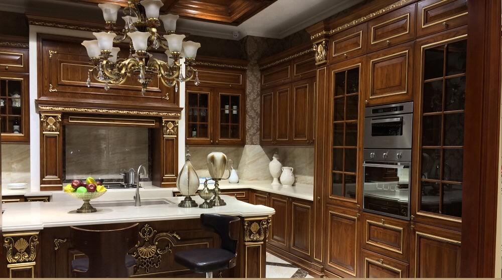 کابینت مدرن چوبی و شیک