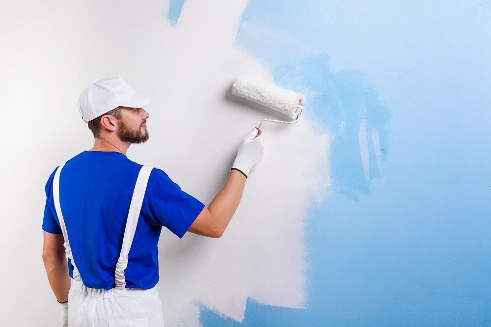 قیمت گیری و قرارداد با نقاش ساختمان
