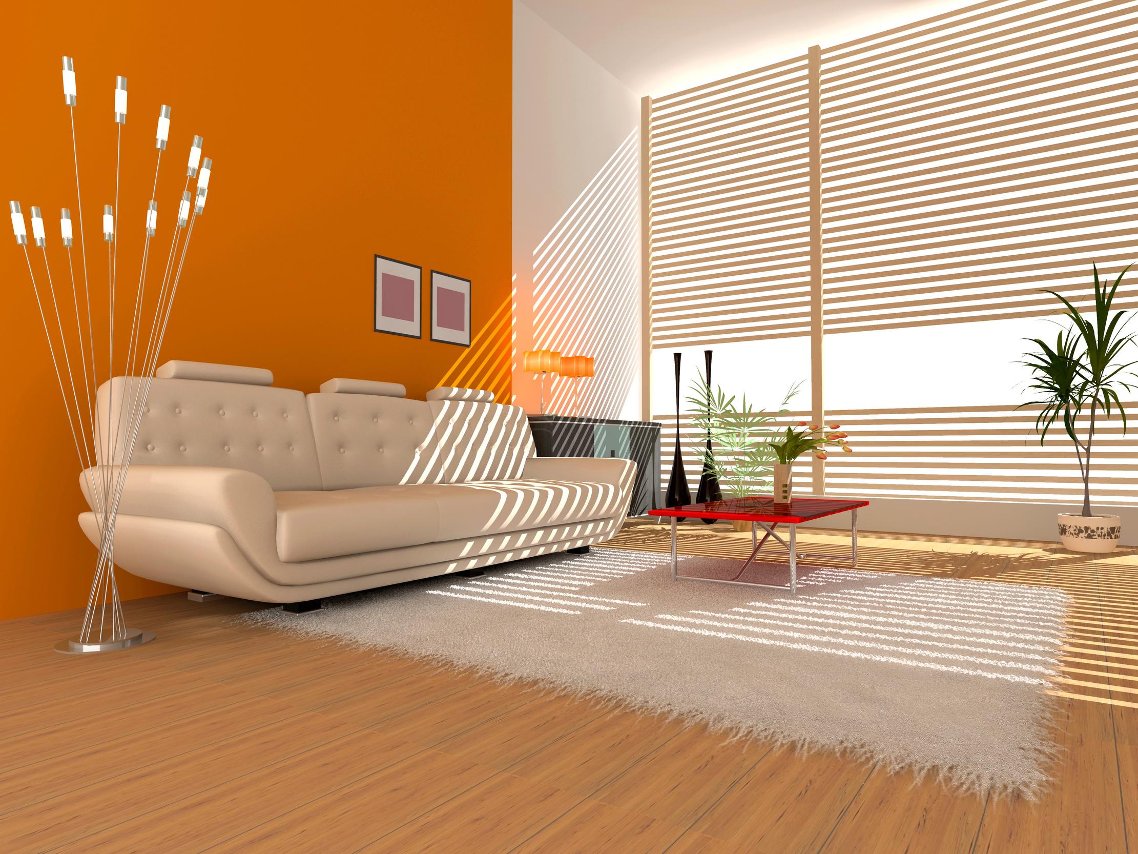 رنگ نارنجی-سفید