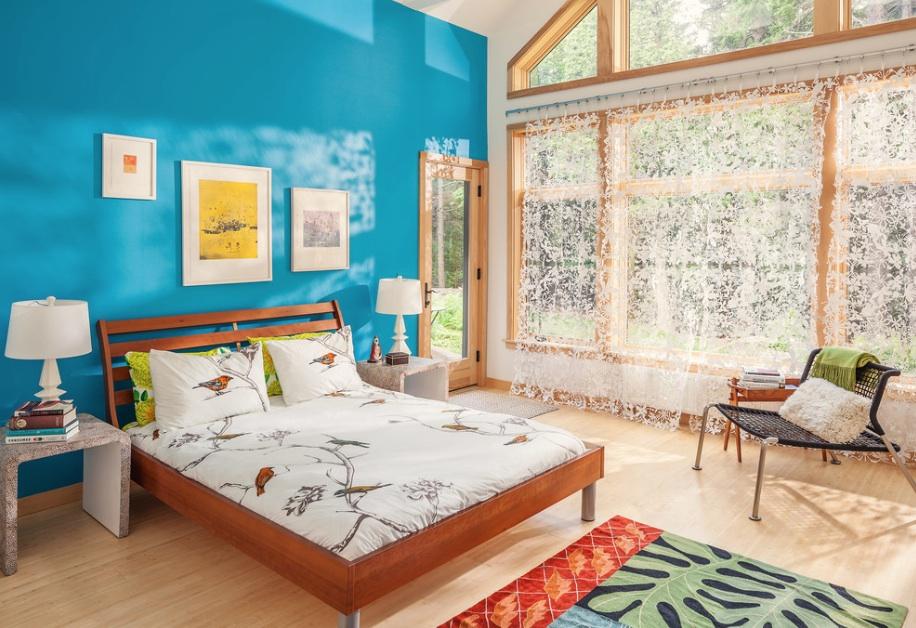 11 رنگ و نقاشی دیوار