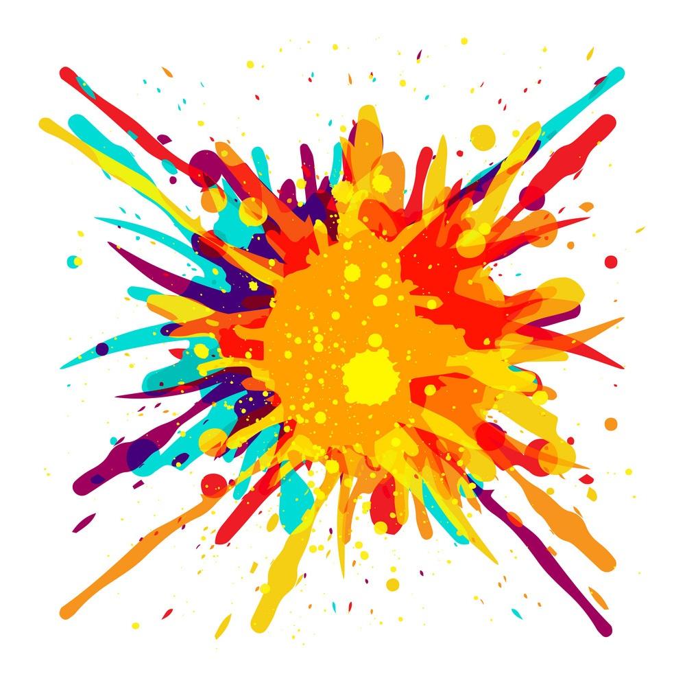 رنگ وکتور