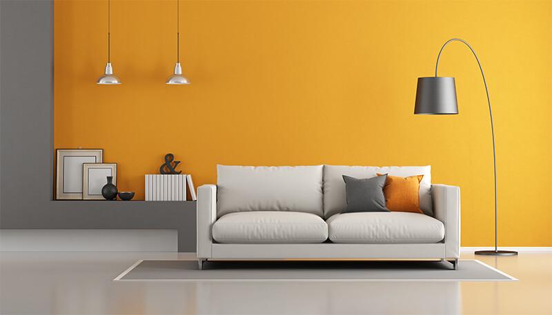 رنگ نقاشی ساختمان- خاکستری