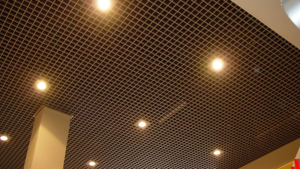 سقف کاذب گریلیوم