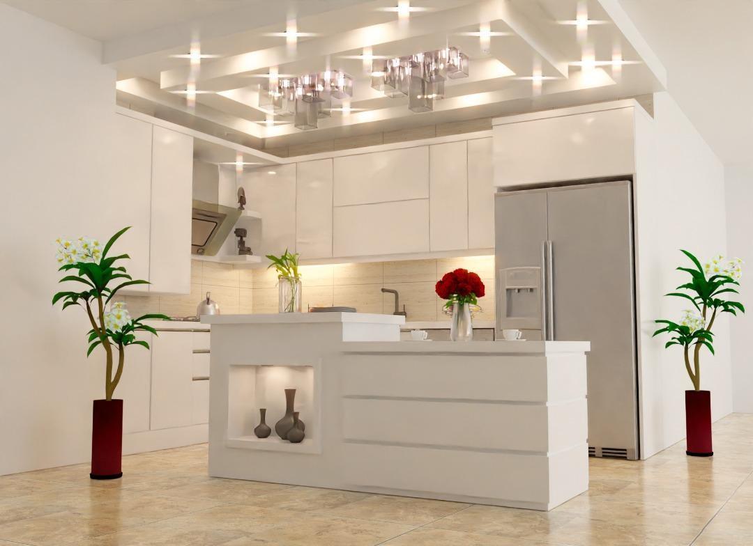 طراحی آشپزخانه 2