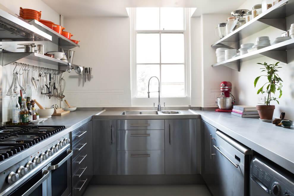 آشپزخانه کوچک 2