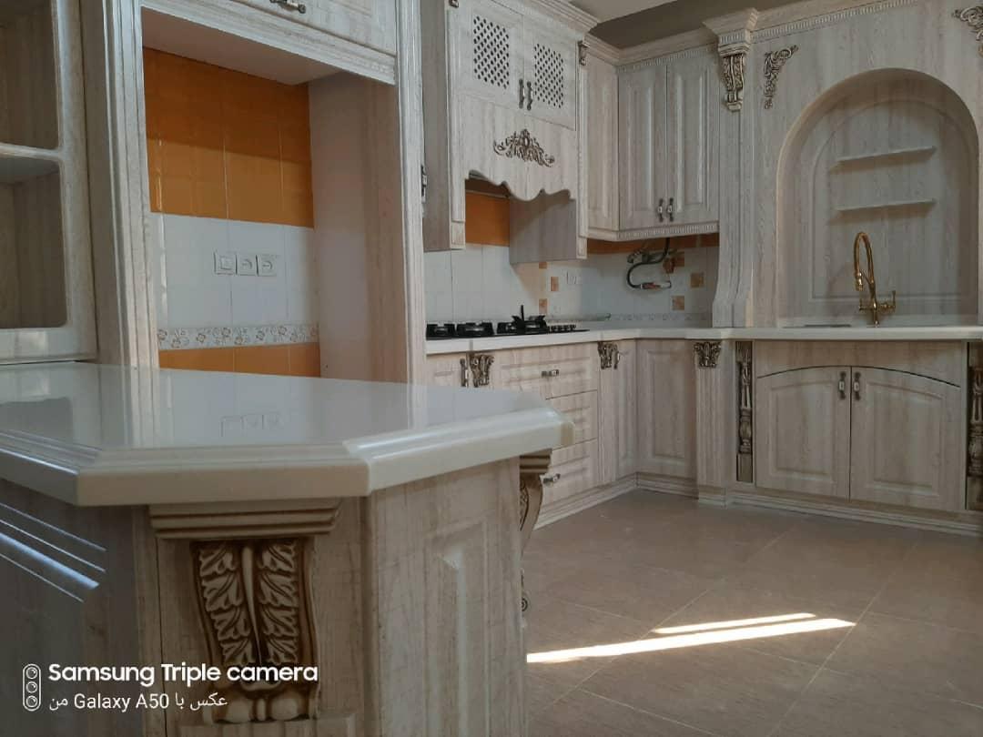 طراحی کلاسیک آشپزخانه