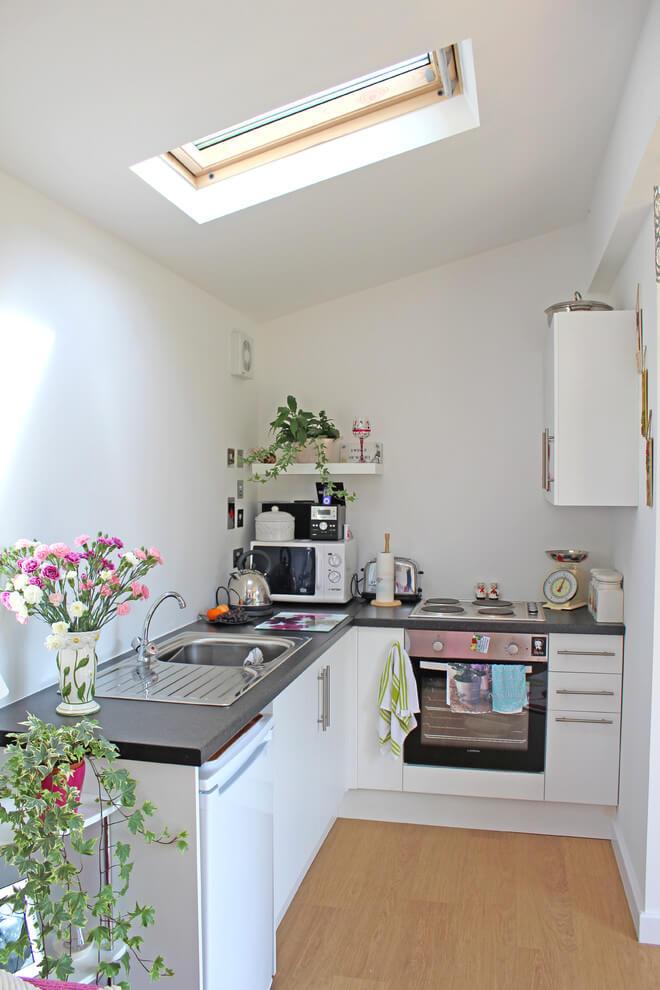کابینت آشپزخانه کوچک 12