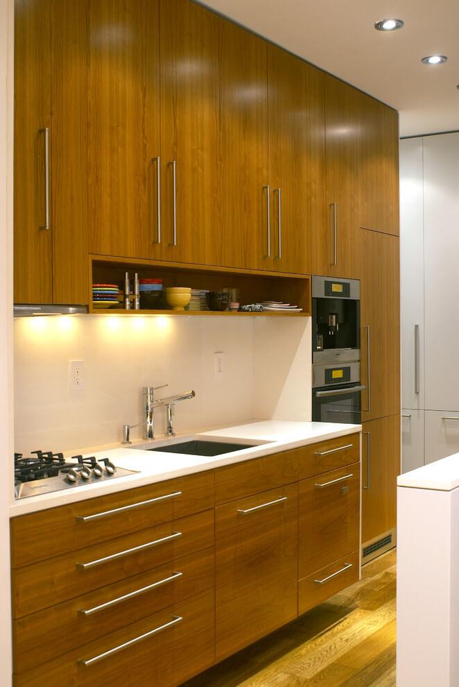کابینت آشپزخانه کوچک 13