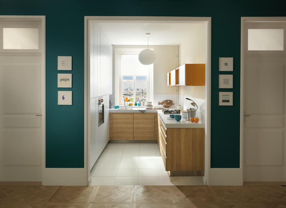 کابینت آشپزخانه کوچک 14