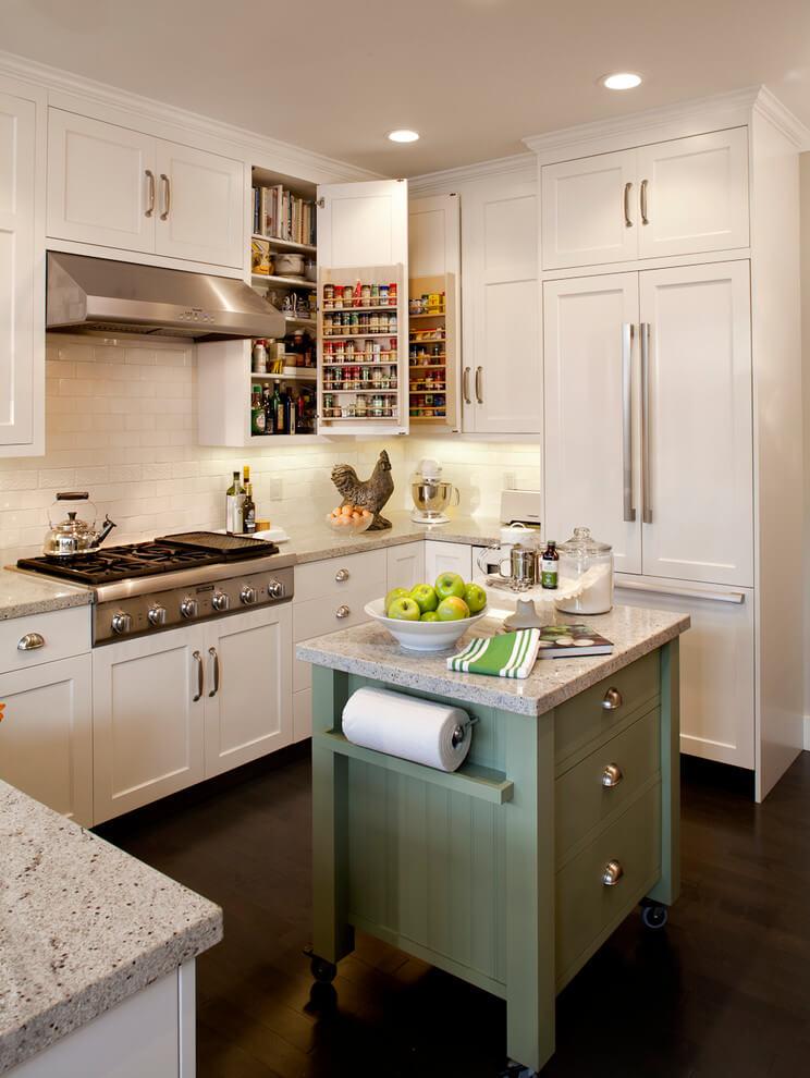 کابینت آشپزخانه کوچک 19