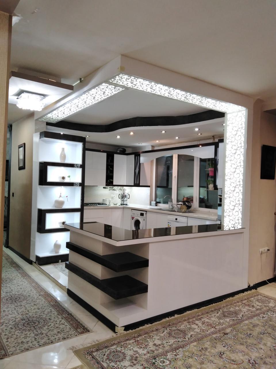 طراحی آشپزخانه ایرانی