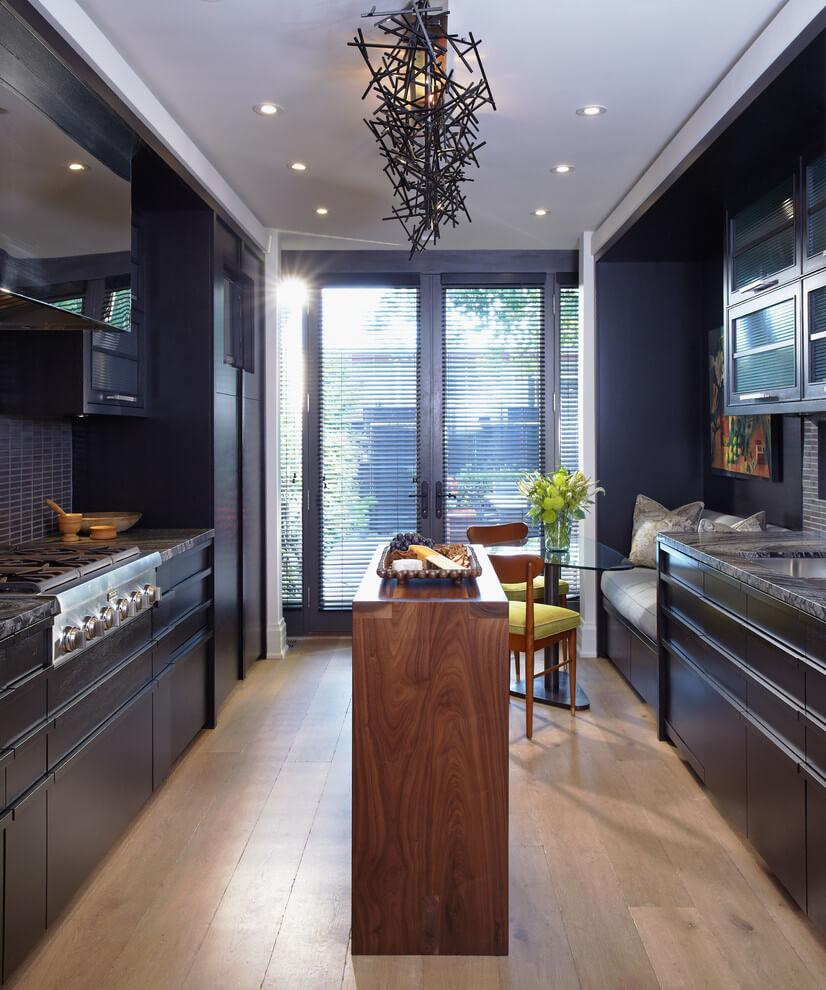 کابینت آشپزخانه کوچک 22