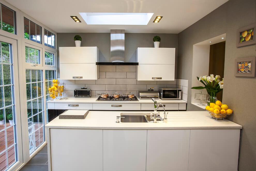 کابینت آشپزخانه کوچک23