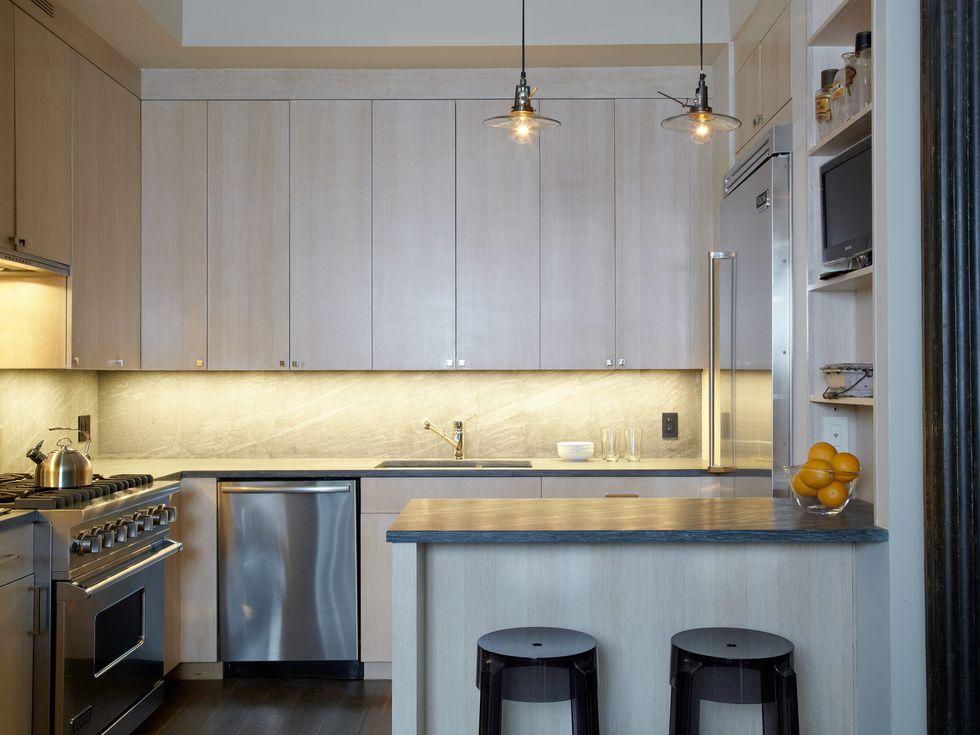 مدل آشپزخانه مدرن- طرح آشپزخانه کوچک