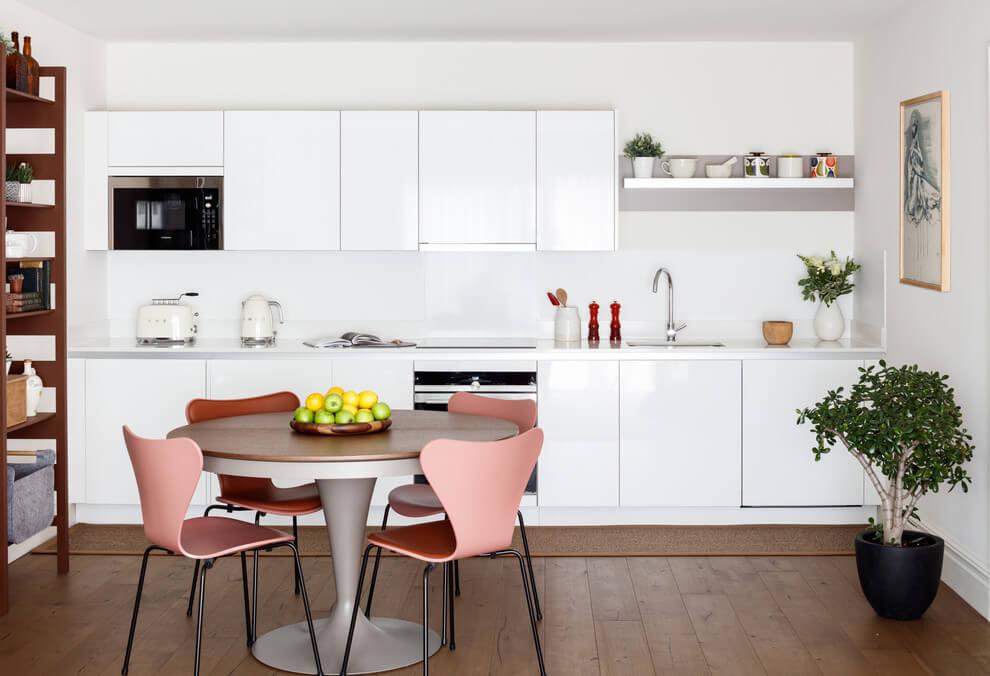 آشپزخانه کوچک 4