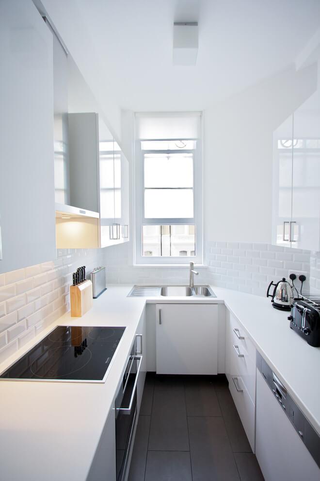 کابینت آشپزخانه کوچک 6