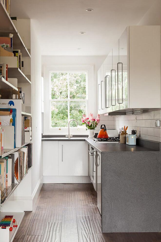 کابینت آشپزخانه کوچک 8