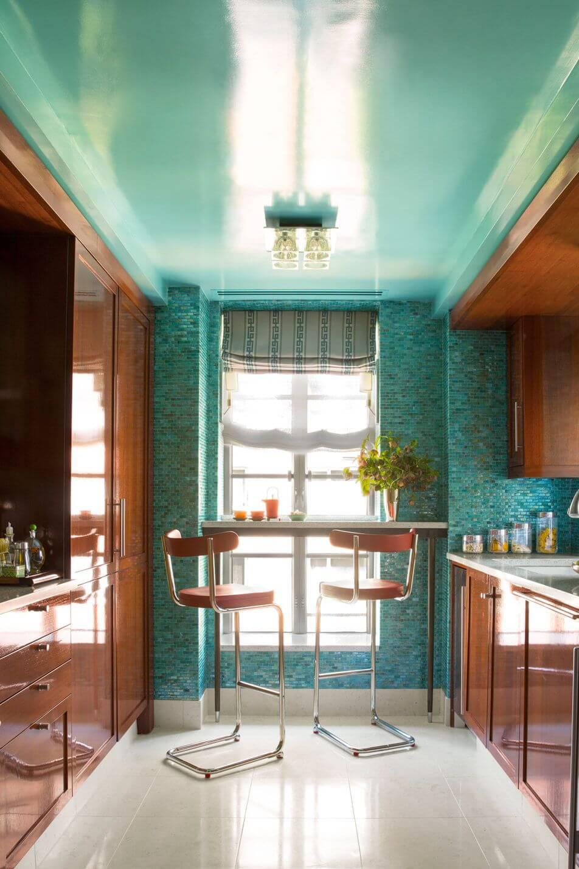 کابینت آشپزخانه کوچک 9