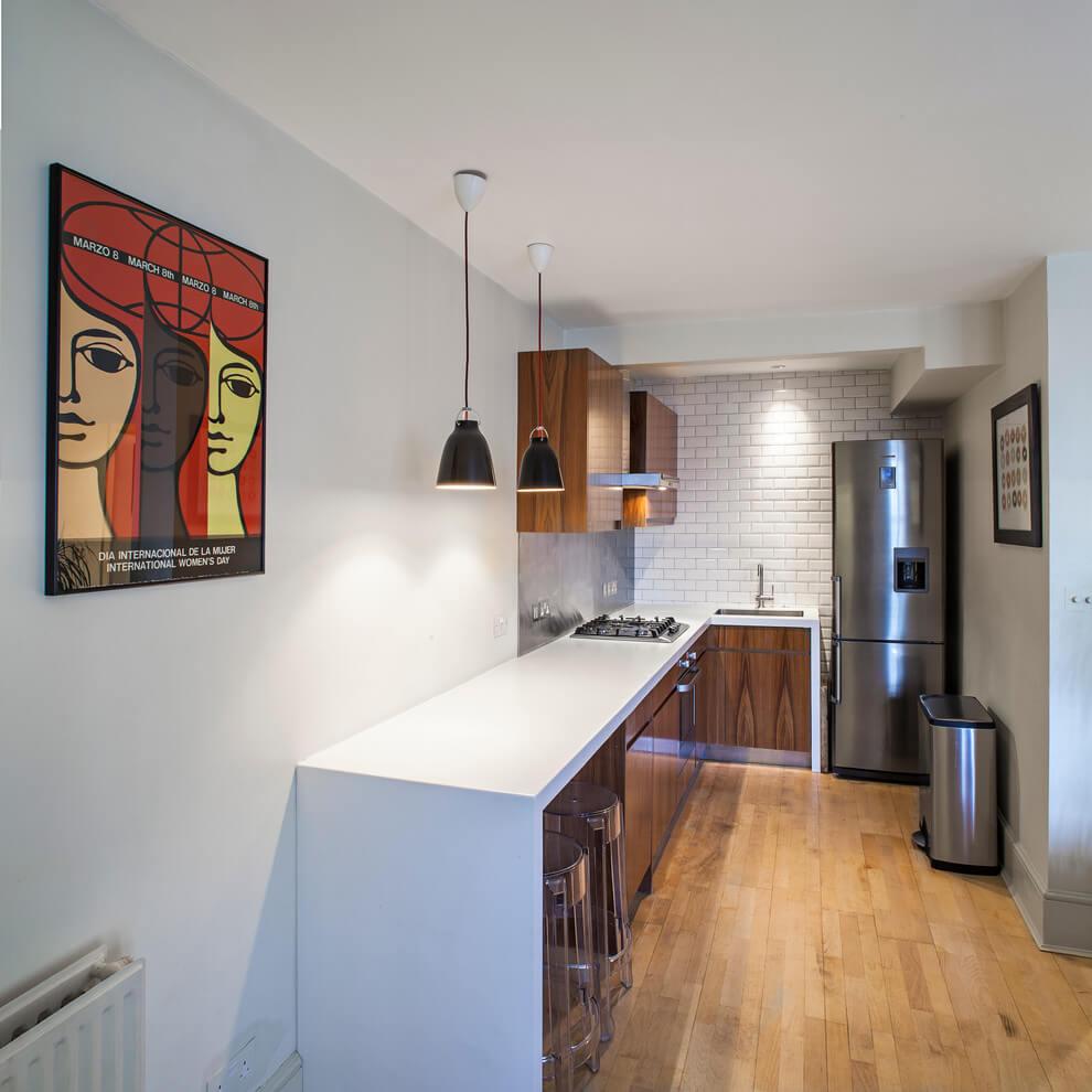کابینت آشپزخانه کوچک 10