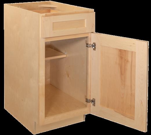 کابینت ارزان آماده نصب و بدون صفحه. آماده برای نصب در منزل