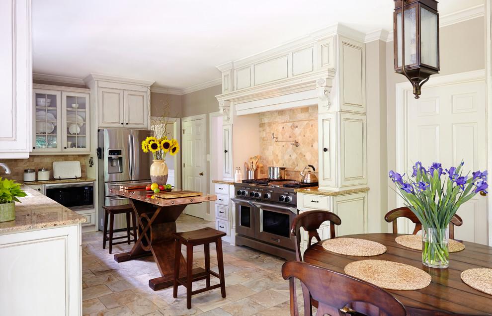 رنگ سفید در طراحی آشپزخانه