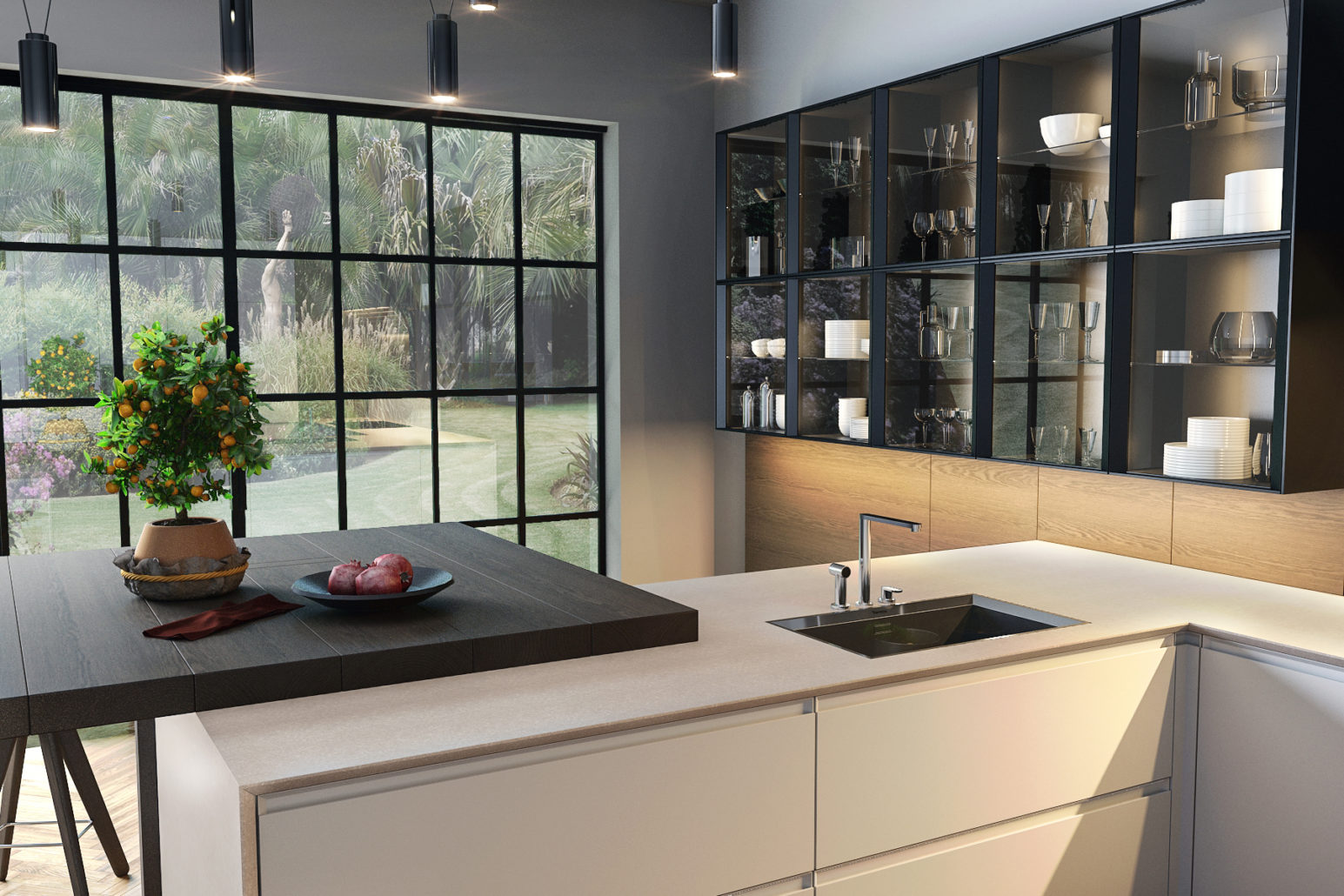 طراحی آشپزخانه 02