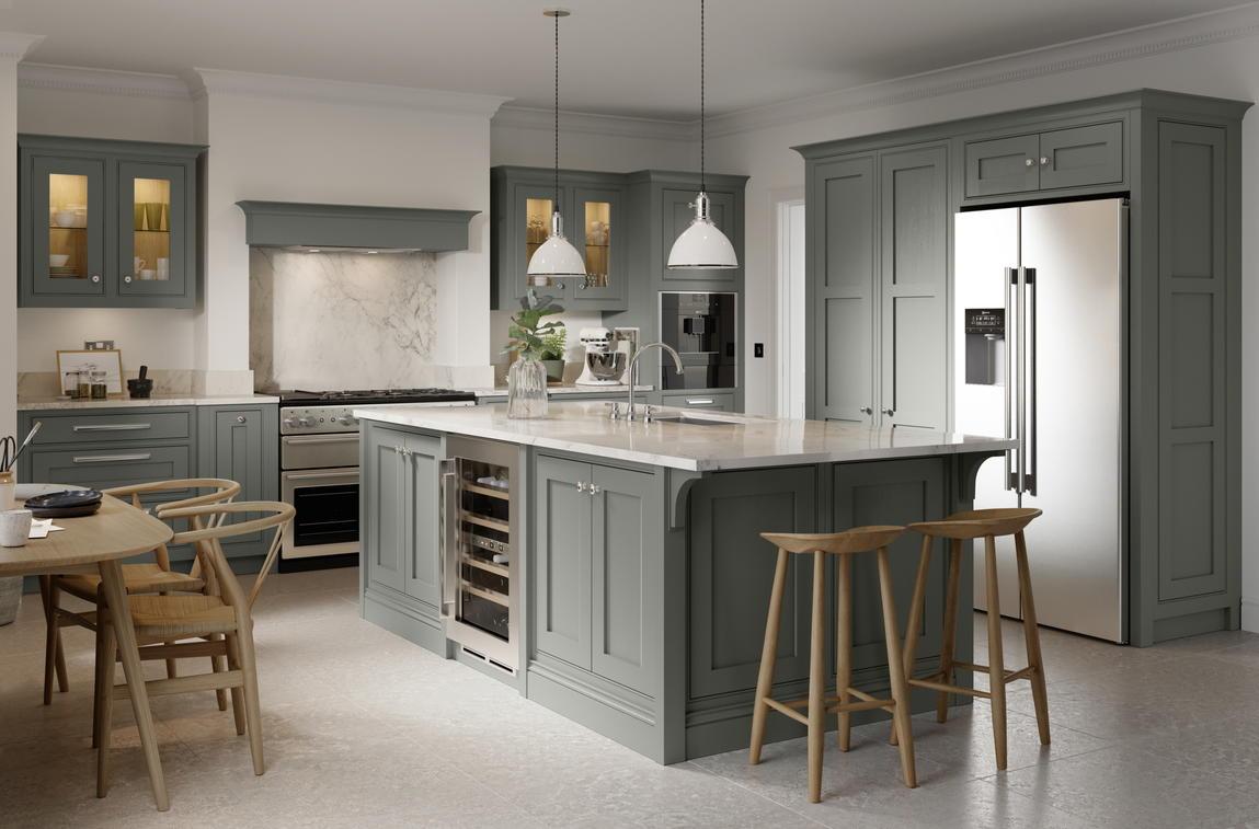 طراحی آشپزخانه 03