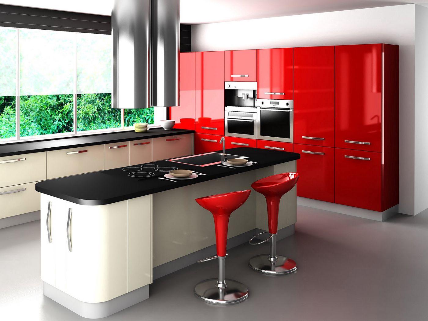 طراحی آشپزخانه 07