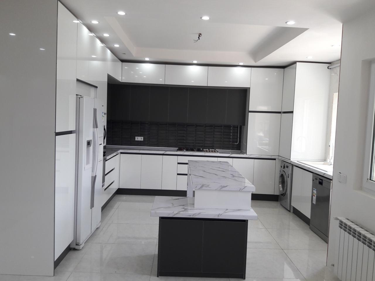 طراحی آشپزخانه ساده