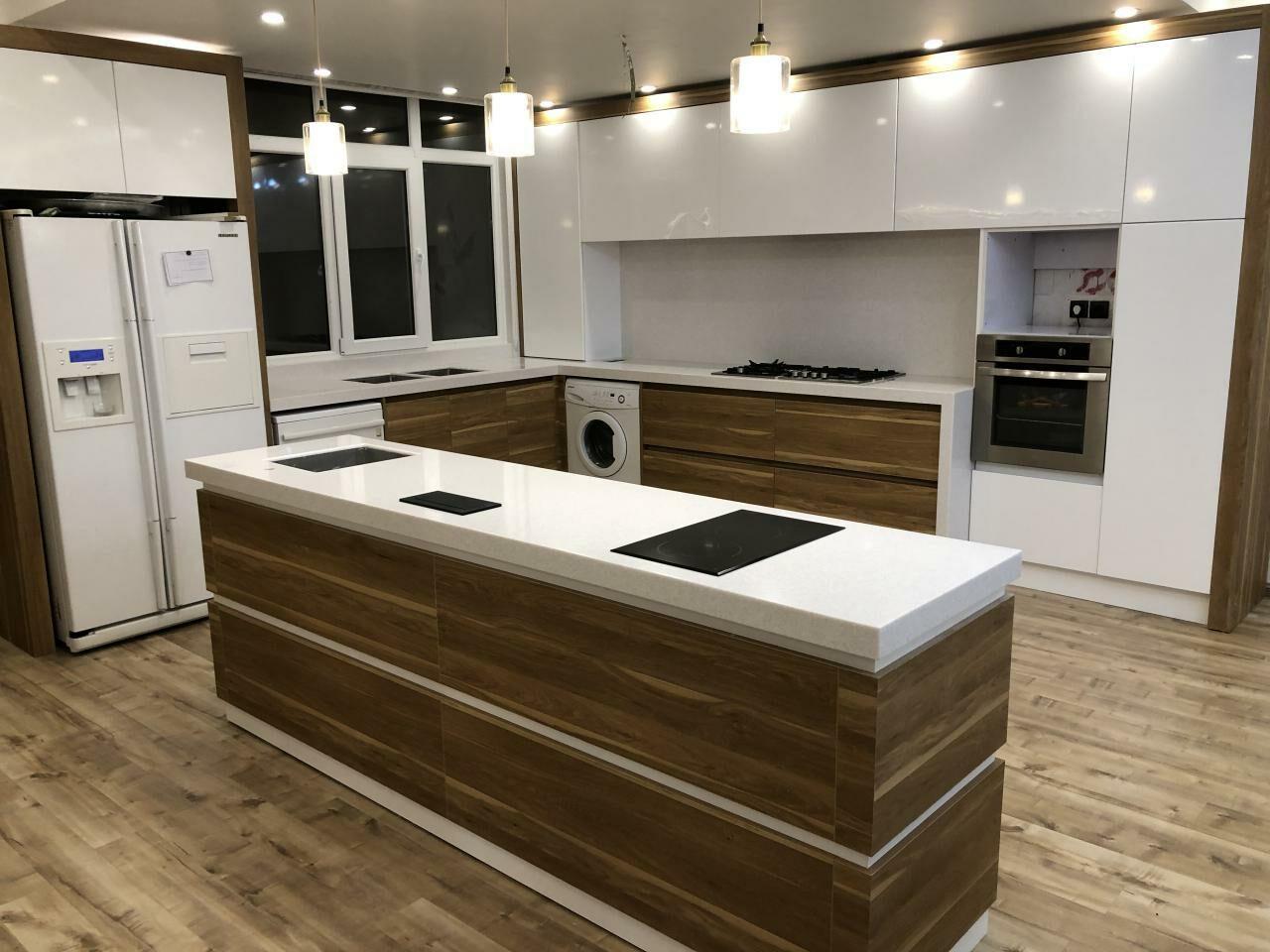 طراحی آشپزخانه مدرن جدید