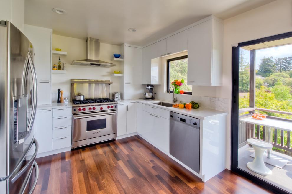 تغییر لوازم آشپزخانه
