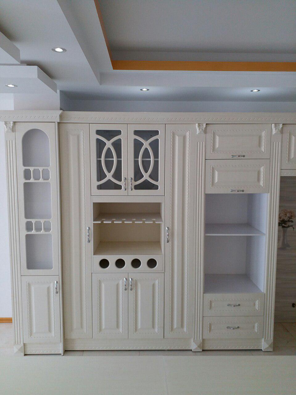 طراحی قفسه کابینت ممبران