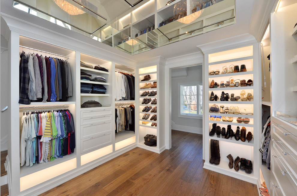 کمد لباس و کفش لاکچری