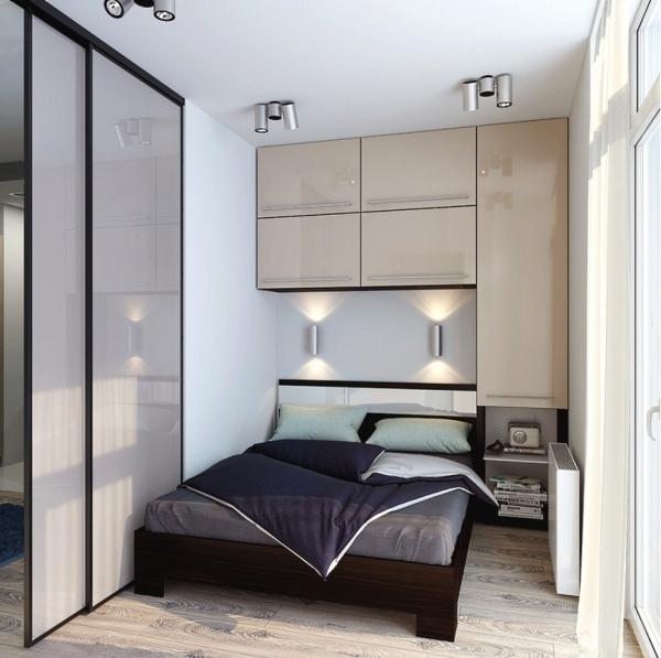 کمد MDF برای اتاق کوچک
