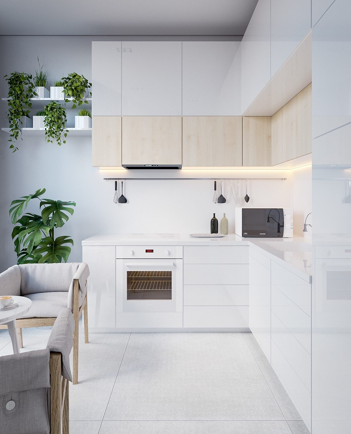 کابینت آشپزخانه 17