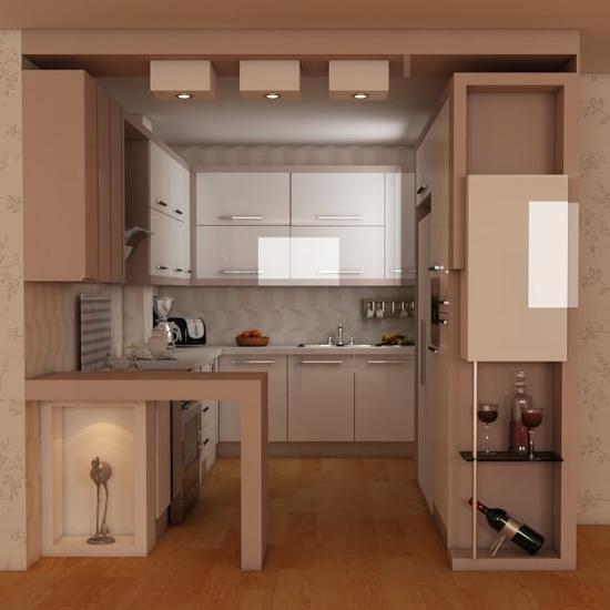 کابینت آشپزخانه 11