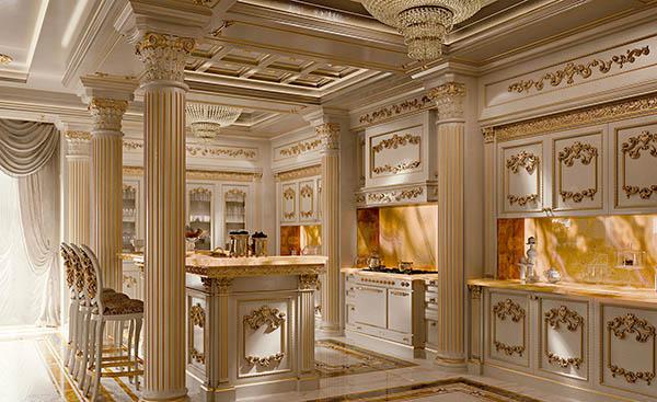 کابینت کلاسیک رومی
