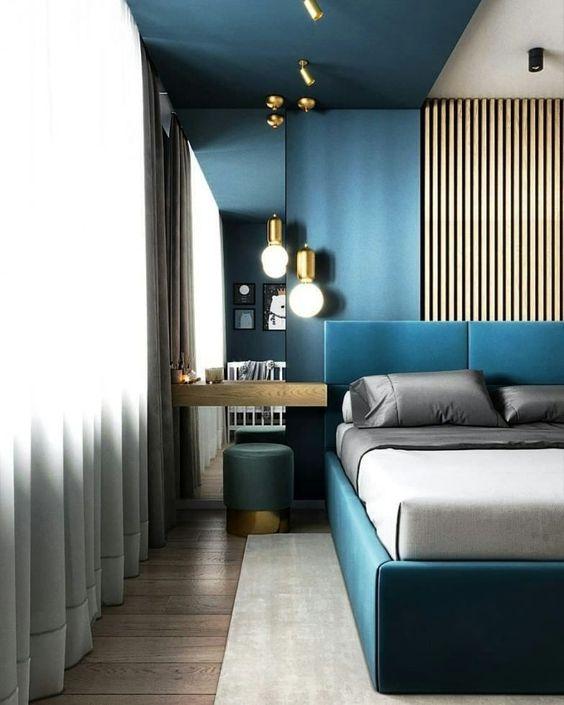 اتاق خواب پسرانه 15