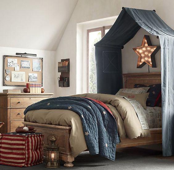 اتاق خواب پسرانه 23